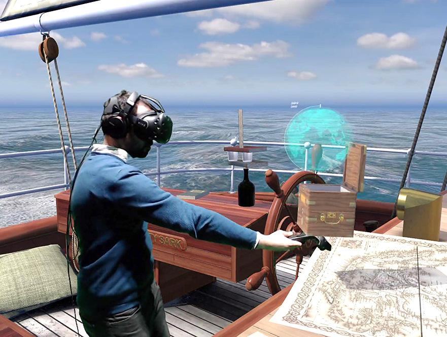 VR Installation @SIHH